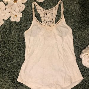 4/$20 Abercrombie & Fitch Lacy Tank